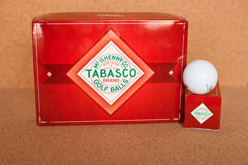 Custom Golf Ball Packaging