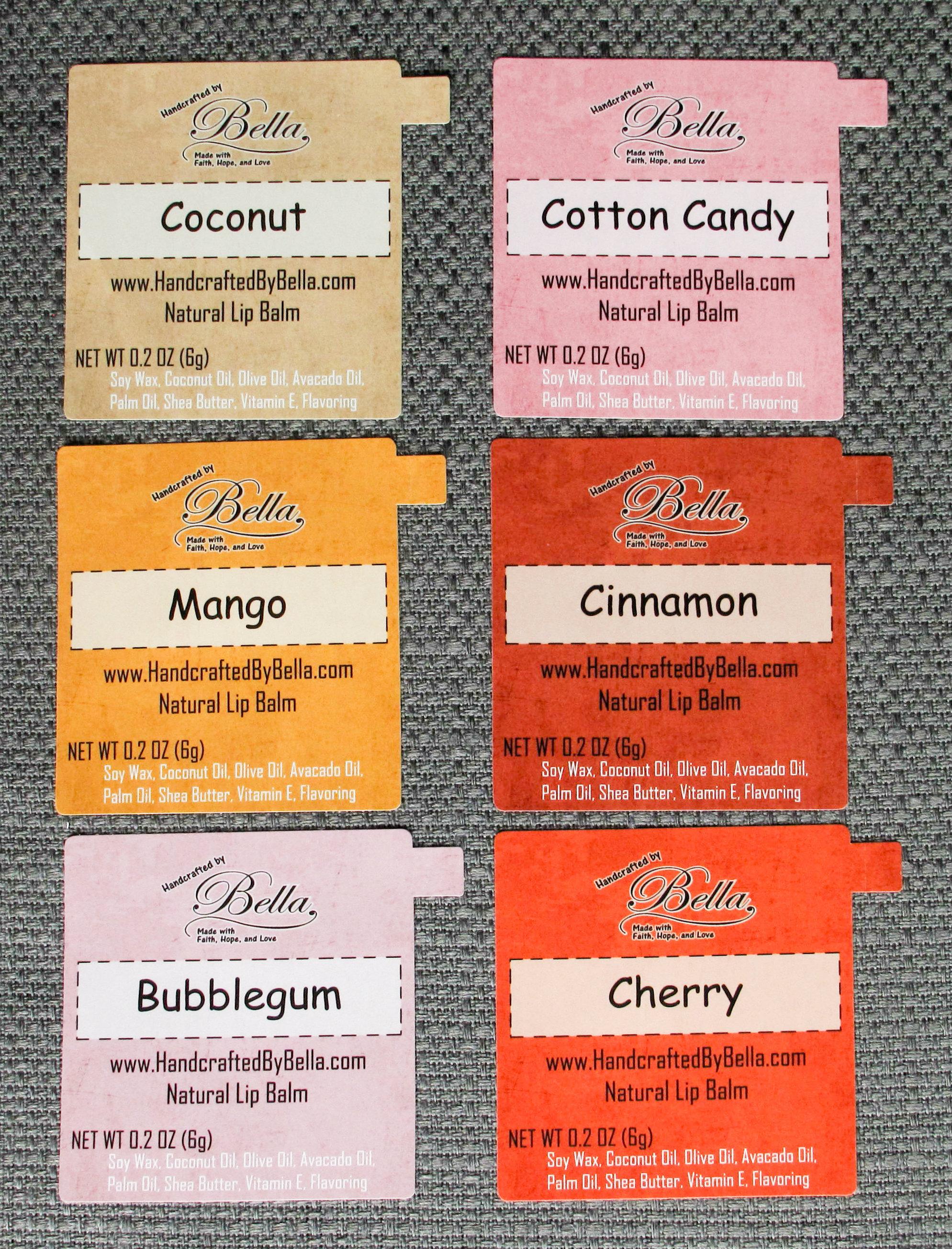 Chapstick Label Design Lip Balm Tube Labels Gayparitasinclair