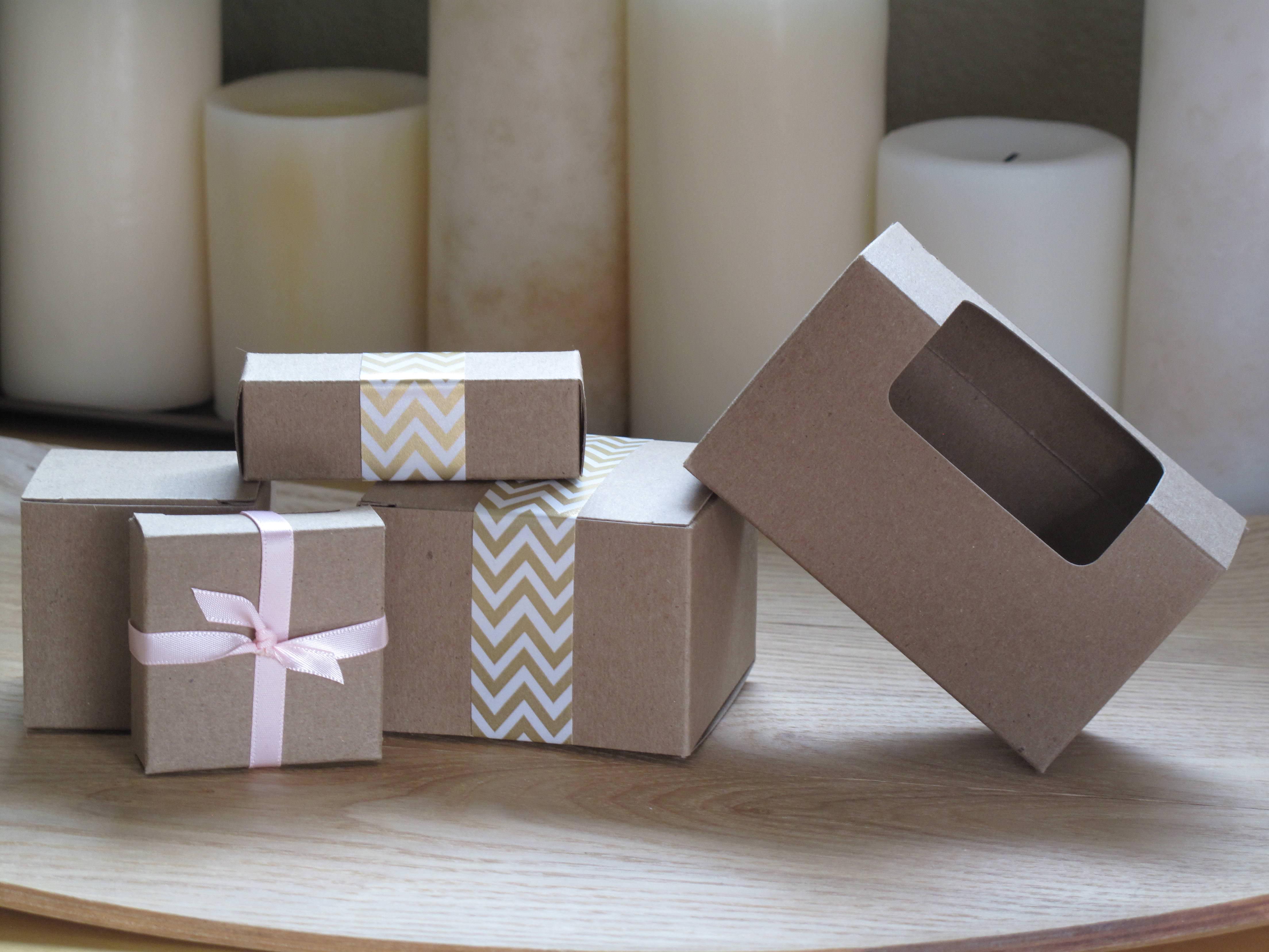 Natural Brown Boxes & kraft-boxes.jpg Aboutintivar.Com
