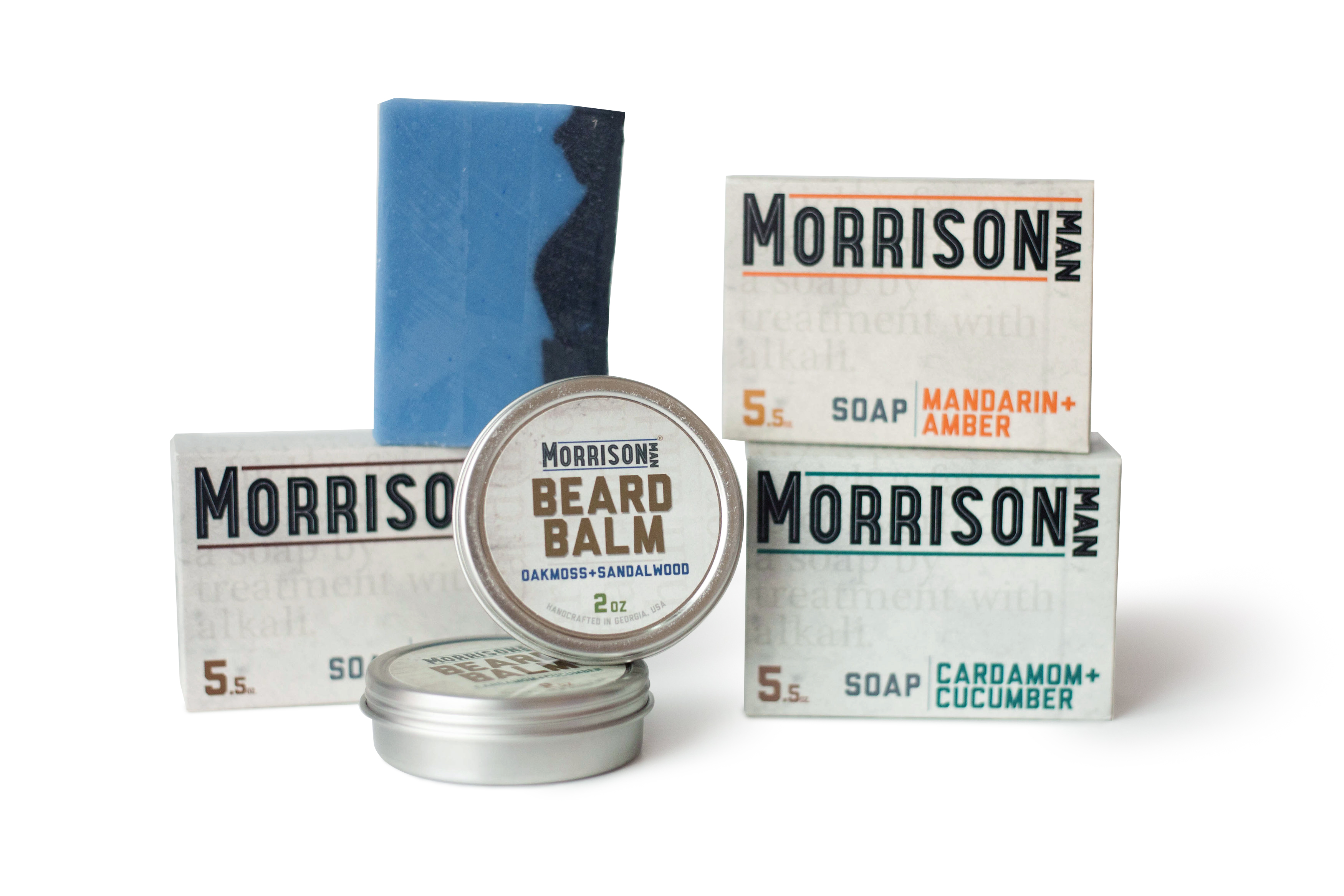 Boxes and Labels for https://www.morrisonman.com/