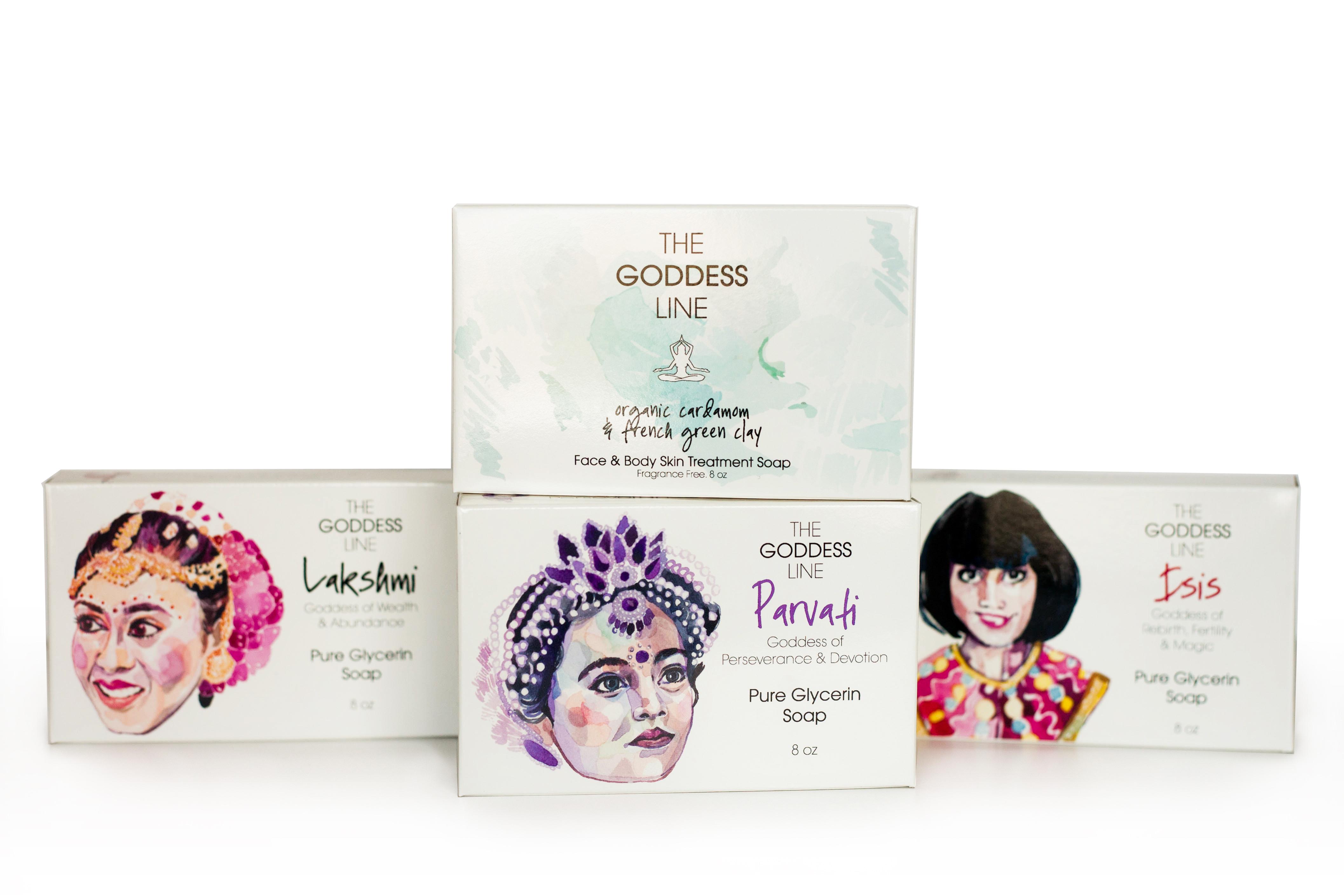 The Goddess Line Boxes (http://www.thegoddessline.org/)