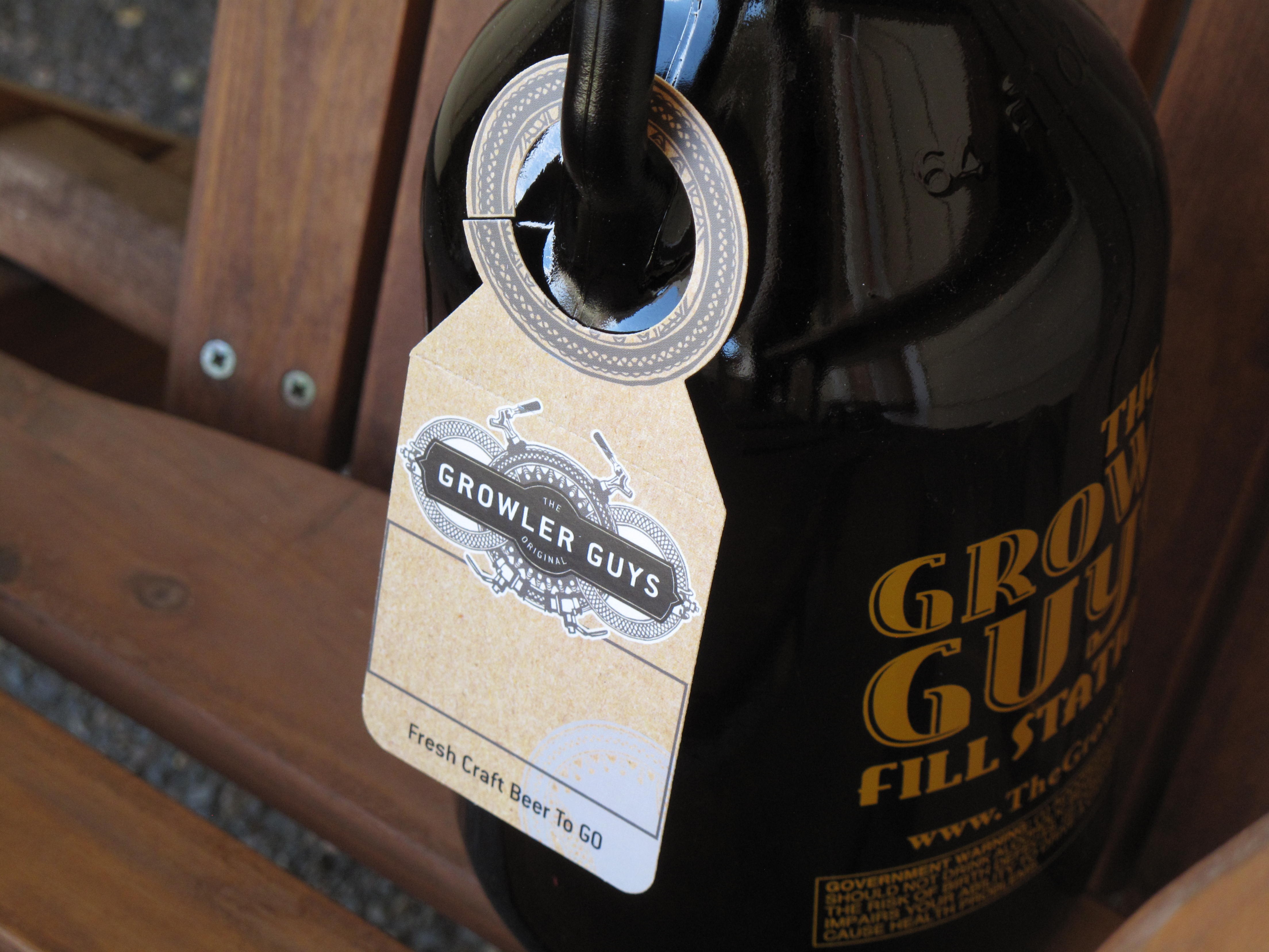 Growler Tags