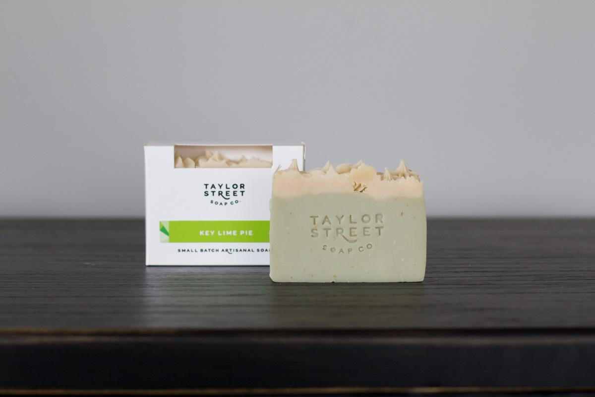 Taylor Street Soap Co. Custom Soap Boxes