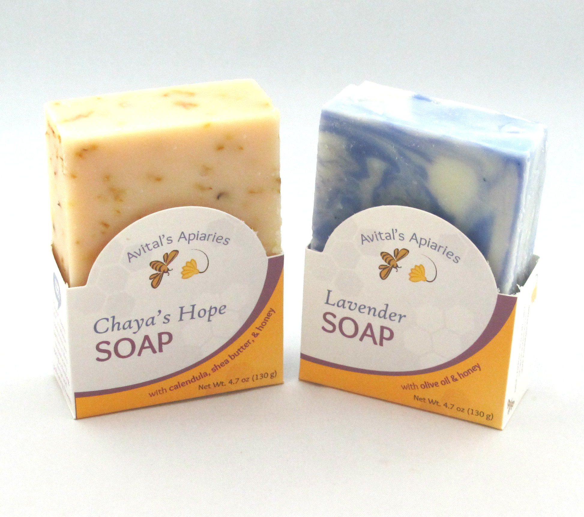 Soap bar holster boxes