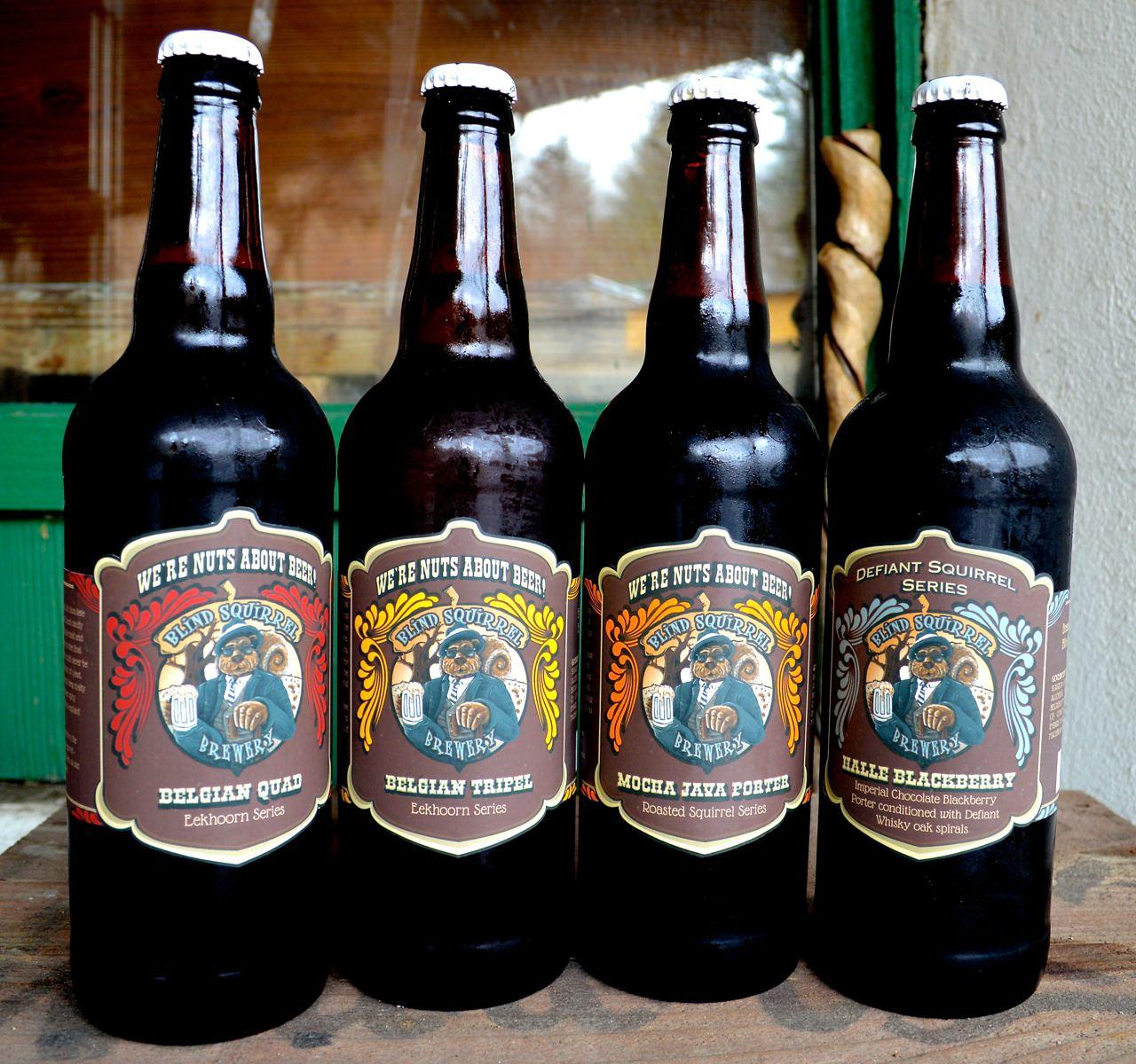 KegCollars.net Bottle Labels
