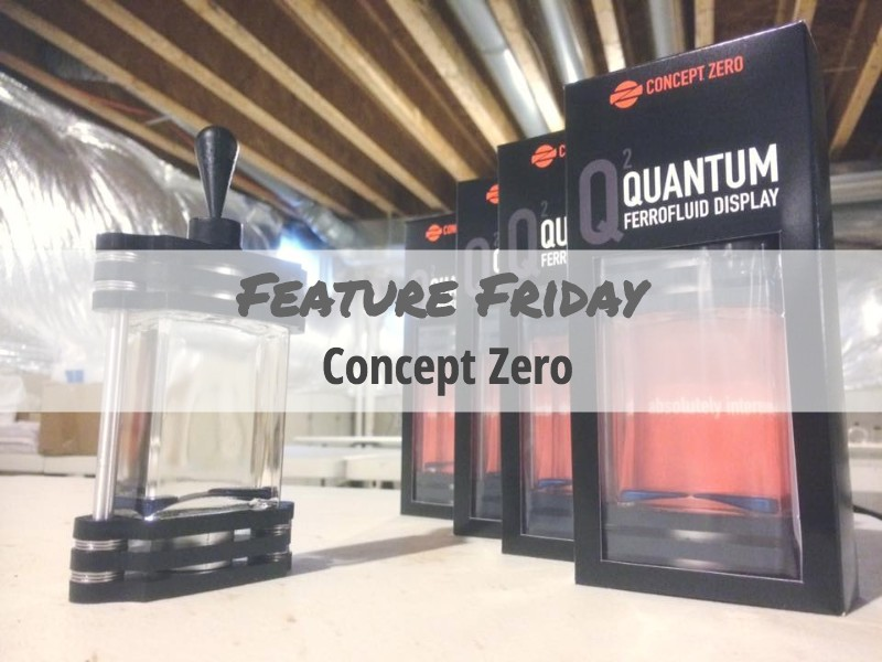 Concept Zero Custom Printed Boxes