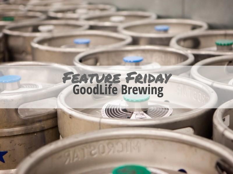 GoodLife Brewing Keg Collars