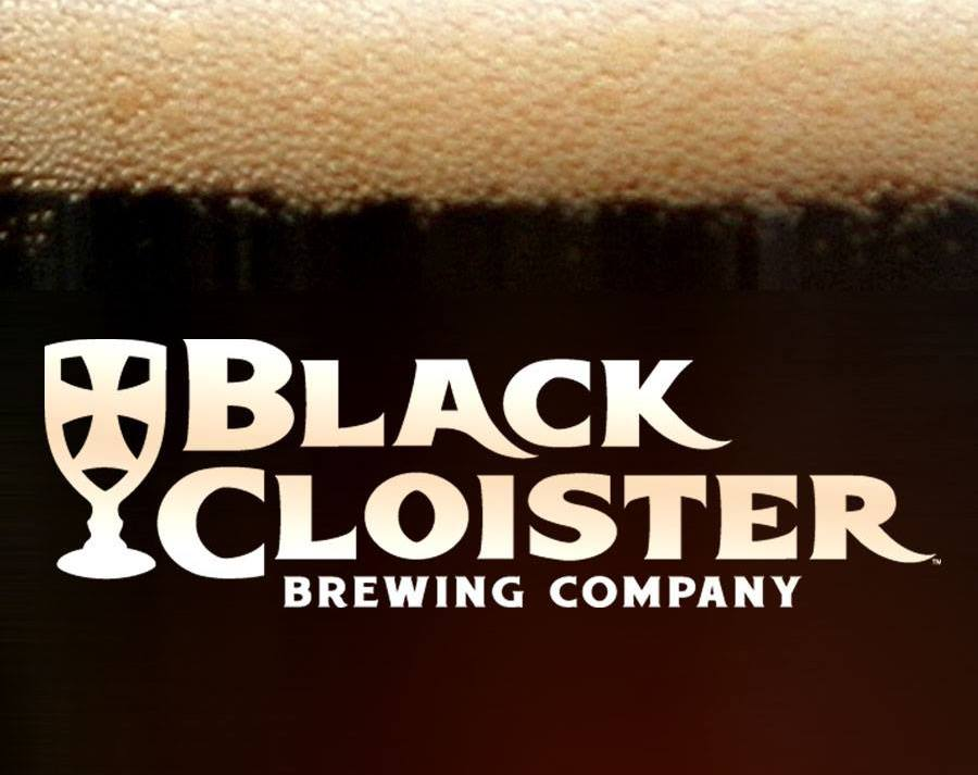 Black Cloister Brewing Co Keg Collars