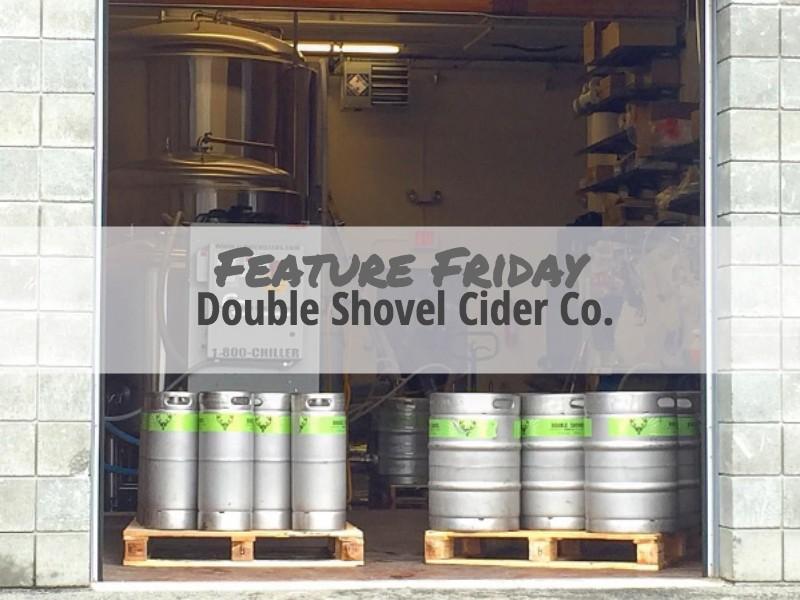 Double Shovel Cider Co Keg Collars