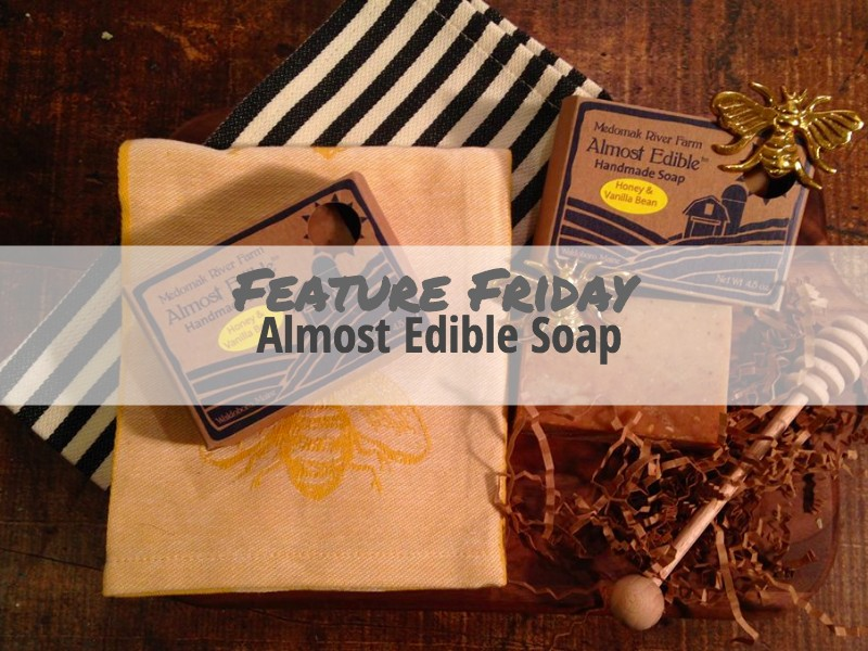 Almost Edible Soap